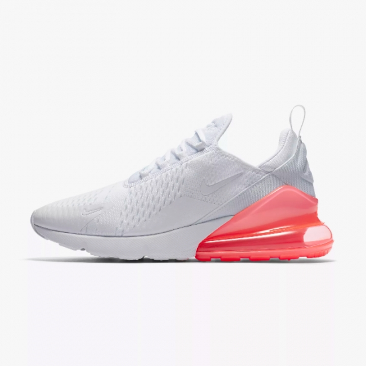 4c99dee756a4e9 NIKE AIR MAX 270 Black and White MEN S SPORTS RUNNING SHOES WOMEN S SNEAKERS  White and Pink