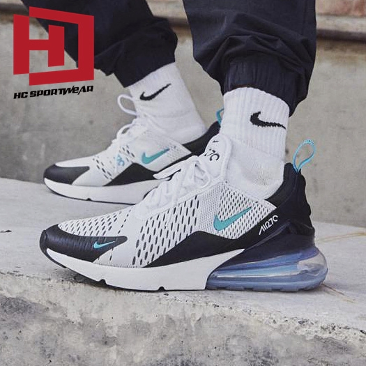 1d7bdec470d6 ... Air max 270 BLACK AND WHITE MENS SPORT RUNNING SHOES SNEAKERS white and  green 39eur  Product No  2895872. Item specifics  Brand  Nike