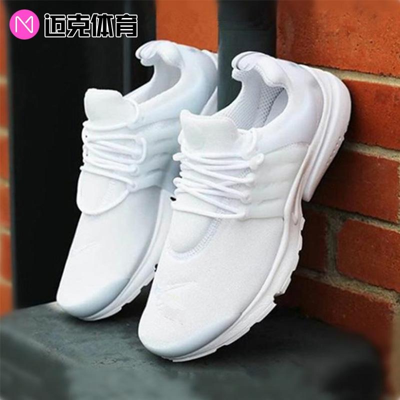 e6c388e5f9e85e 2018 TOP NEW Fashion Nike Air Presto BLACK AND WHITE MENS SPORT ...