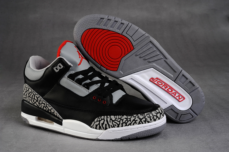 2018 TOP NEW Fashion Air Jordan 3 BLACK AND WHITE MENS SPORT RUNNING SHOES  SNEAKERS white 40eur   Kilimall Kenya 77fa15c1b