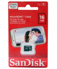 SDHC -I Card 16GB Flash Memory Cards Digital SD Memory Card Mini TF sd card Black SDHC 16GB MICRO