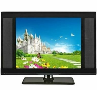 "Digital Life 17"" LED TV Digital TV black 17"