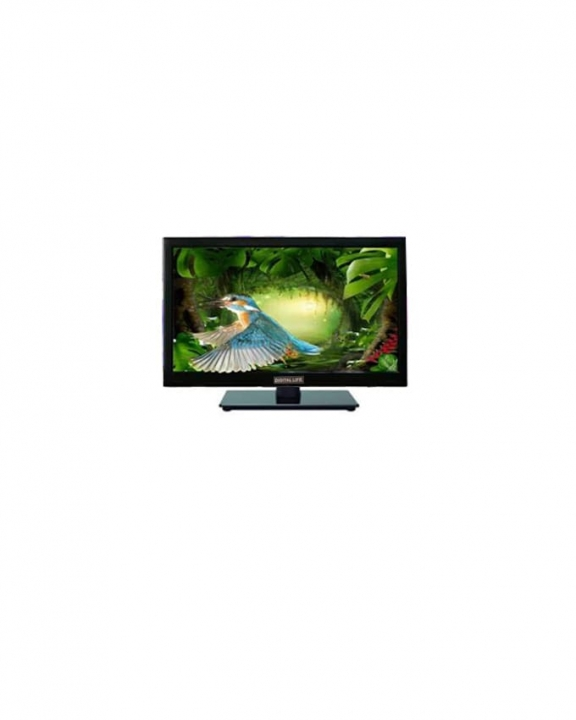 "Digital Life DL 2401 24"" DIGITAL LED TV black 24"