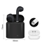 Bluetooth Headphones I7S TWS Earplugs Mini Wireless Earphones Headset for Android apple phone black