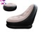 XLIN Fashion Inflatable Chair, Soft Sofa---Send Small Soft Inflatable Chair, Send Foot Pump--Black BLACK