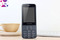 New Fashion M11 Mobile Phone, Four Card Four Standby / Durable Standby / Support TF Extended BLACK
