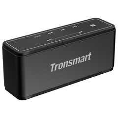 XLIN Tronsmart Element Mega Bluetooth Speaker With 3D Digital Sound TWS 40W Output black 1 SET