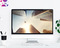 XLIN 18.5-Inch All-In-One: WiFi/Audio/HD Camera/Resolution 1366 * 768,Silent Ultra-Thin Models--A5