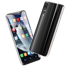 P20 PRO 6.1 Inch Android 8.1 Ultra Thin Cellphone 4G+64G Bluetooth Wifi Camera GPS Smartphones black
