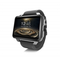 Smart Watch Android 5.1 Supper Big Screen 1200 Mah Lithium Battery 1GB + 16GB Wifi Take Video black one size