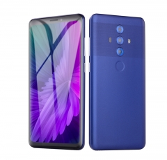 Mate 20 +4+32GB -5.9''screen16+8 MP- Double SIM-2000mAh smartphone blue