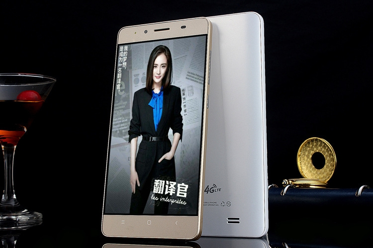 """Android Smartphone m5 High Resolution Screen MTK6572M 5.0"""" TN(854*480) LCD 4G Mobile Cell rose gold 4"""