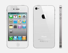 Refurbished Phone iPhone 4S-3.5'', 32GB,Authentic Guaranteed,Unlocked Smart phone 1200m Pixel white