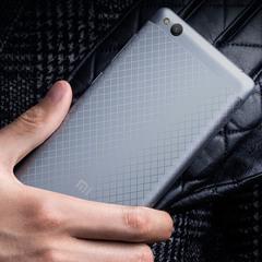 Certified Refurbished : Xiaomi Redmi3- 16GB+2GB - 13MP+5MP- 5.0 Inch+4000mAh+ 90% new cellphone black