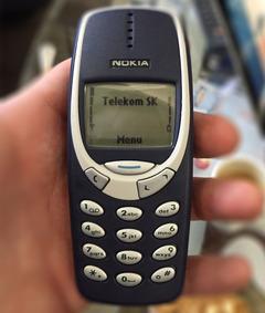 Refurbished Nokia 3310 cheap phone unlocked GSM 900/1800 with multi language Wholesale or retail dark blue