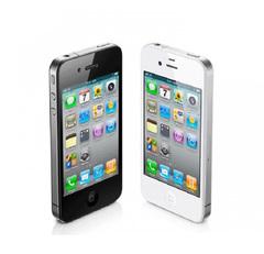 refurbished phone iphone 4s 16GB + 512MB apple mobile phone iphone4s 5MP  unlocked black