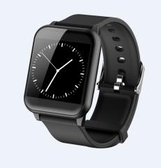 Z02 watch heart rate blood pressure pedometer sport waterproof bluetooth smart bracelet black one size