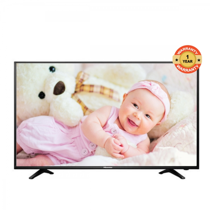 "HISENSE 32N50- 32"" - HD - Digital LED TV. Black 32"