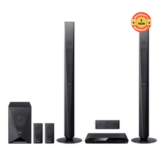 DZ650  SONY 1000W , BLUETOOTH , 2 TALL BOYS black