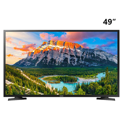 Samsung 49 Inch Full HD Flat Smart TV N5300AK Series 5 Black 49