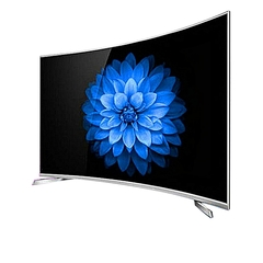 "Hisense 55M5600UCW – 55"" - UHD 4K Curved Smart LED TV black 55 inch"