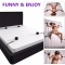 Sex Toys For Couples Bed Restraint Adult Toys Under The Bed Bondage Kit black free
