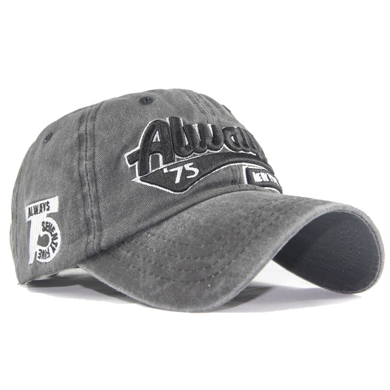 c771e29cb49 Letter Men Baseball Caps Dad Casquette Snap Back Hats Fashion Sport ...