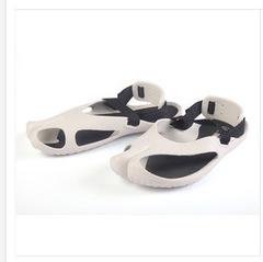 Men's new trend Flip-flops Slippers Beach Sandals Indoor&Outdoor Casual Shoes man Platform Slippers White 38
