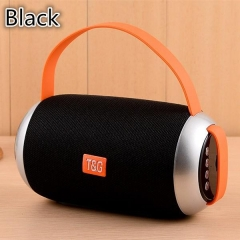 2EST TG112 Portable Outdoor Portable subwoofer Bluetooth Wireless Speaker speakers black one size