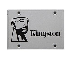 Kingston UV400 120GB Solid State Drive (SUV400S37/120G) 2.5 inch, SATA 3.0 (6Gb/s) Hard Drive as shown 120GB
