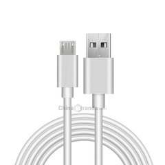 1M Micro USB Charging Cable for Android Phone white 1m