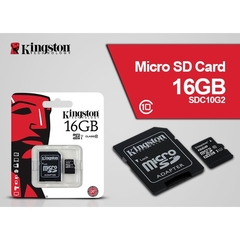 Kingston  Class 10 microSD Memory Card UHS-I 80MB/s R Flash Memory Card with Adapter as shown kingston 128gb 80mb/s