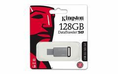 Kingston Digital  USB 3.1 Data Traveler 50 USB Drive Flash Drive as shown kingston 16gb