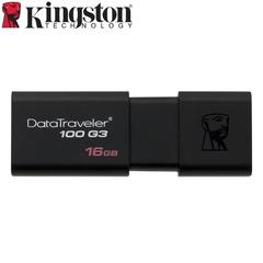 Kingston DataTraveler 100 G3 USB 3.0 Flash Drive as shown kingston 16gb