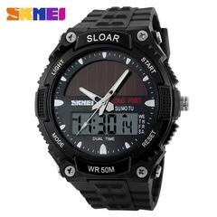 ⌚ SKMEI Watches Energy Men Sports Military LED Digital Quartz Wristwatch men women fashion watch black normal size