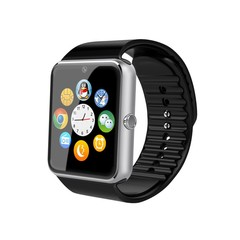 Smart watches  Bluetooth With LED Alitmeter Music Player Pedometer For Android Smart Phone black one size