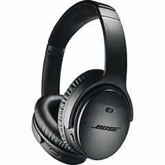 Bose Q35  Wireless Headphones Noise Cancelling, with Alexa voice control Earphones & Headset black