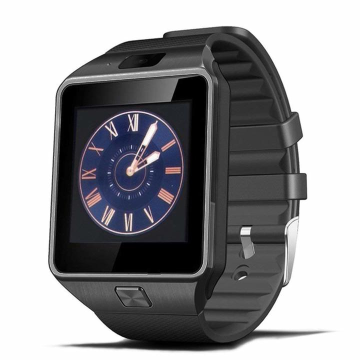 DZ09 Smart Watch New Version 2.0 With Phone/Camera/Bluetooth/MMC Smart Watches black normal size