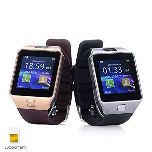 DZ09 Smart Watch New Version 2.0 With Phone/Camera/Bluetooth/MMC Smart Watches white normal size