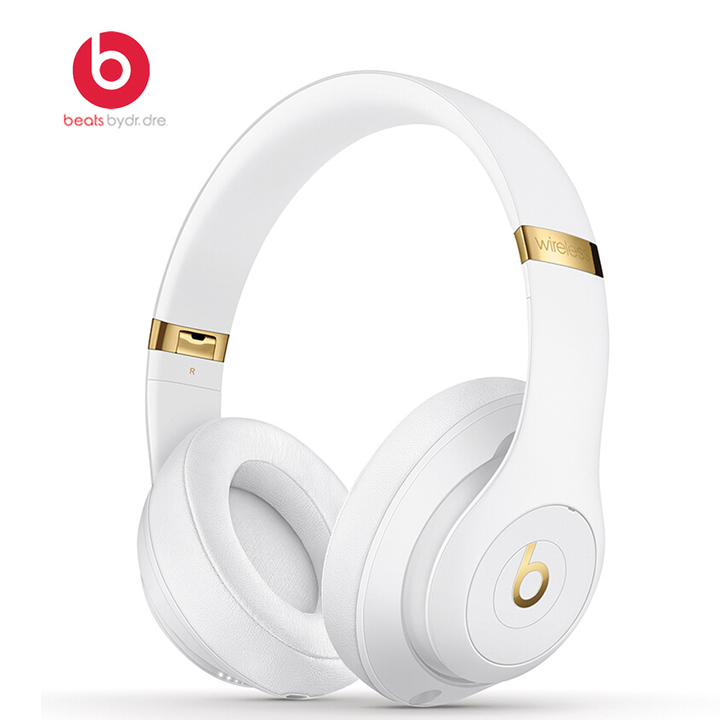 2EST Studio3  Wireless Headset Wireless Bluetooth Headset  Bluetooth Accessories Earphones white