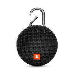 JBL Clip 3 Portable subwoofer  Waterproof Wireless Bluetooth Speaker black one size