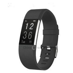 Star 4 Fitness Tracker Smart Watch Band Bracelet Japan Nordic Chip Oled Screen black normal size