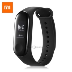 Xiaomi XMSH05HM MI Band 3 Smart Tracker Heart Rate Monitoring Sports Watch Smart Watches black normal size