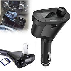 2est Car MP3 Player FM Transmitter & Remote Control