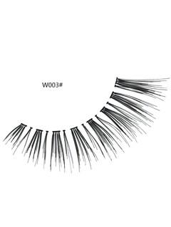 1 Pair 3D Natural Fake Eyelashes DIY Makeup