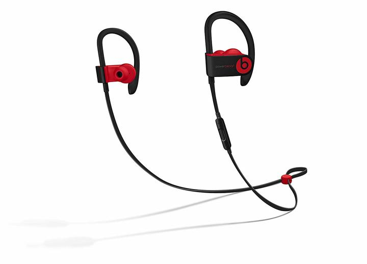 Power3 Bluetooth Wireless InEar Earphone With Audio Control And Mic black-red
