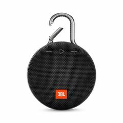 JBL Clip 3 Portable subwoofer Speakers Waterproof Wireless Bluetooth Speaker black one size