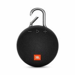 JBL Clip 3 Portable subwoofer Speakers Waterproof Wireless Bluetooth Speaker black one size