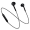 2est Bluetooth Earphones Wireless  Headphones Stereo Bass Headset With Micphone For Iphone black