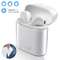 i7S TWS Twins Bluetooth V5.0 Wireless Earphone With Charger Bluetooth Accessories white